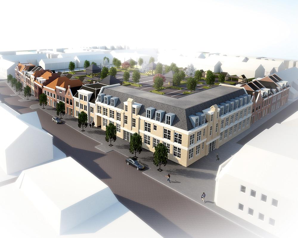 Hart van Nieuwstad - Krooder Advies en Management